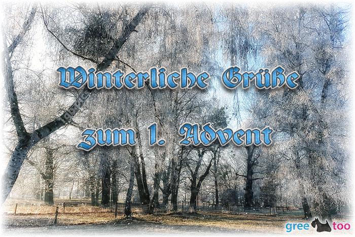 Zum 1 Advent Bild - 1gb.pics