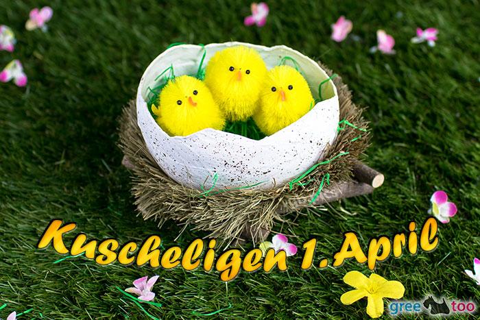 Kuscheligen 1 April Bild - 1gb.pics