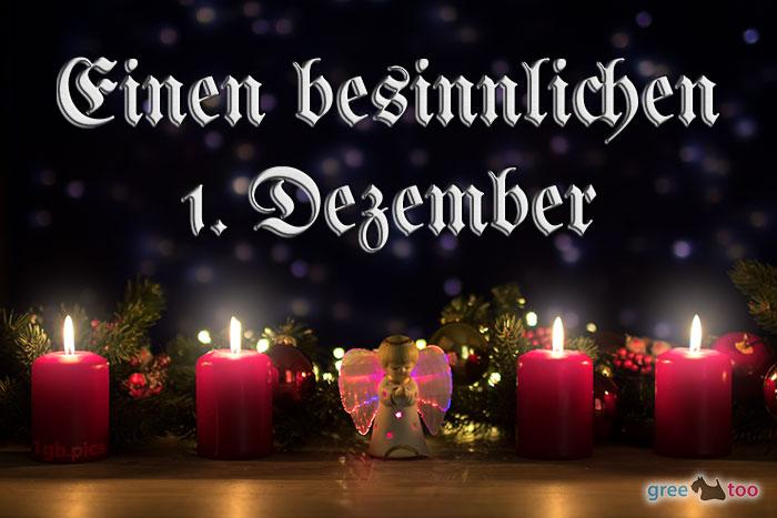 Besinnlichen 1 Dezember Bild - 1gb.pics