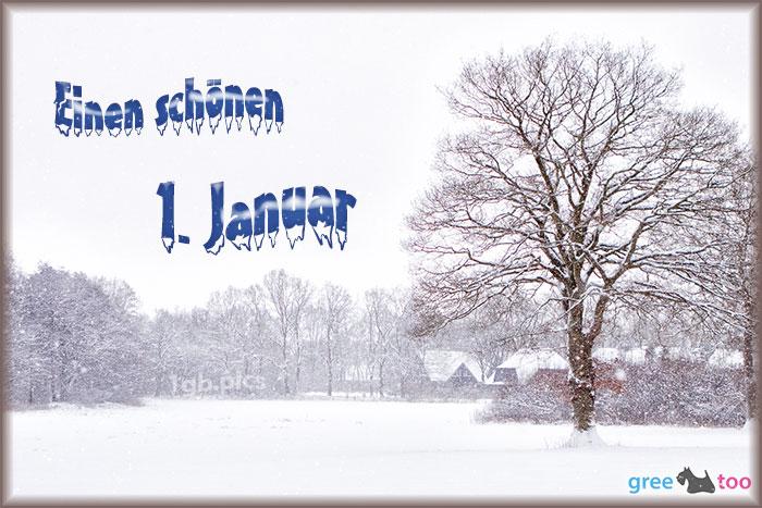 Einen Schoenen 1 Januar Bild - 1gb.pics