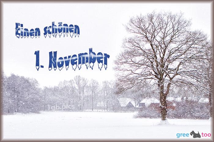 Einen Schoenen 1 November Bild - 1gb.pics