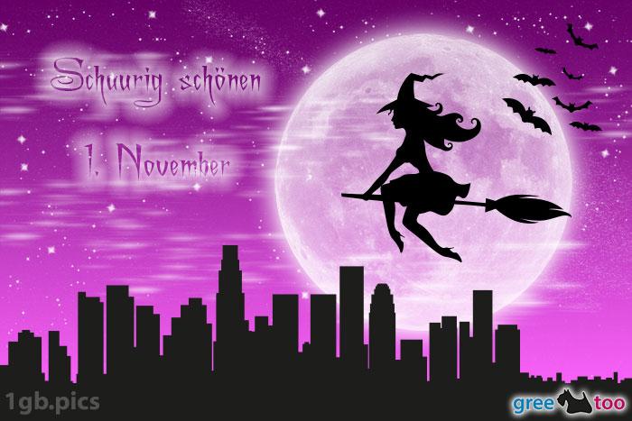 Hexe Schaurig Schoenen 1 November Bild - 1gb.pics