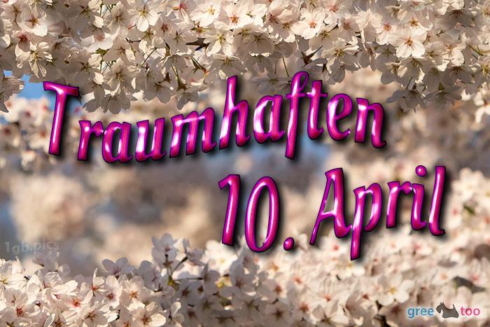 Traumhaften 10 April Bild - 1gb.pics
