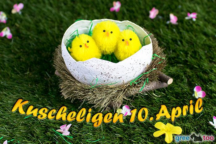 Kuscheligen 10 April Bild - 1gb.pics