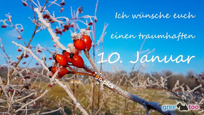 Einen Traumhaften 10 Januar Bild - 1gb.pics