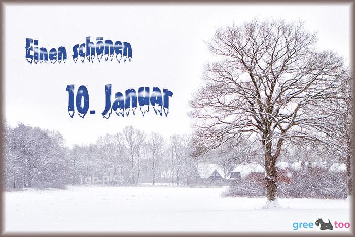 Einen Schoenen 10 Januar Bild - 1gb.pics