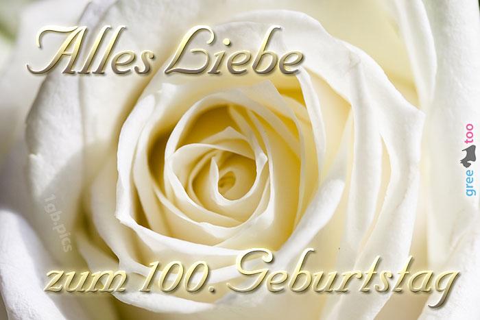 Zum 100 Geburtstag Bild - 1gb.pics