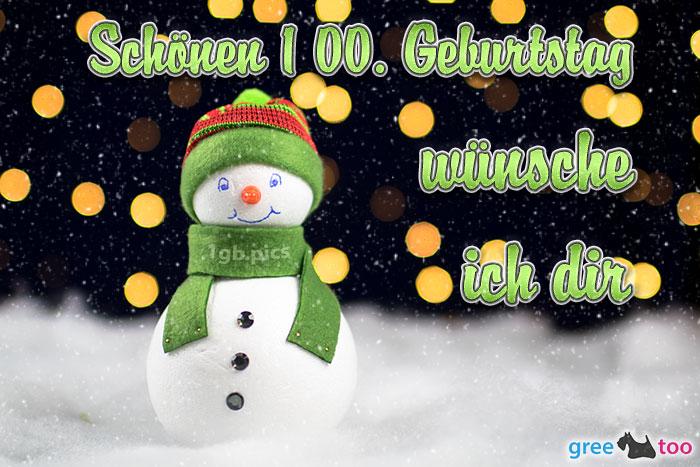 Schoenen 100 Geburtstag Bild - 1gb.pics