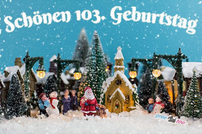 Schoenen 103 Geburtstag Bild - 1gb.pics
