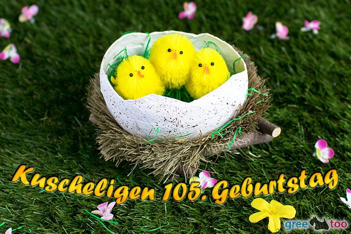 Kuscheligen 105 Geburtstag Bild - 1gb.pics