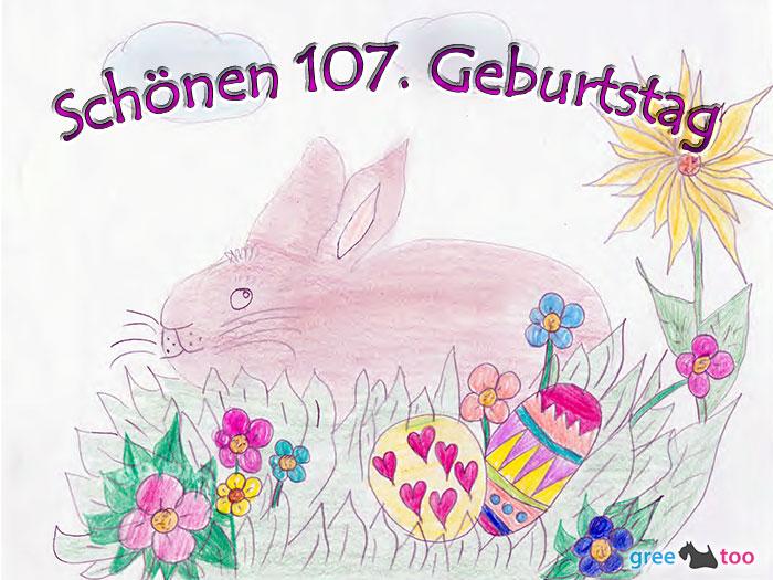 Schoenen 107 Geburtstag Bild - 1gb.pics