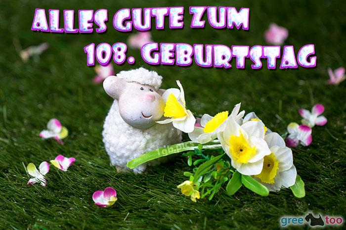 Alles Gute 108 Geburtstag Bild - 1gb.pics