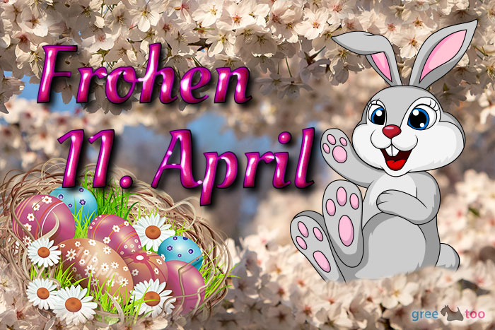 Frohen 11 April Bild - 1gb.pics