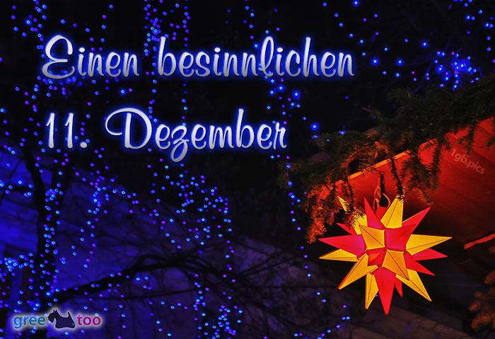 Stern Lichter Besinnlichen 11 Dezember Bild - 1gb.pics