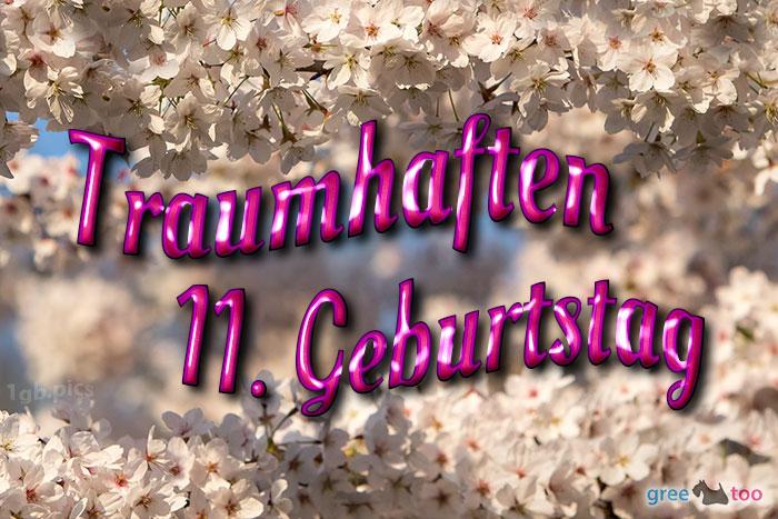 Traumhaften 11 Geburtstag Bild - 1gb.pics