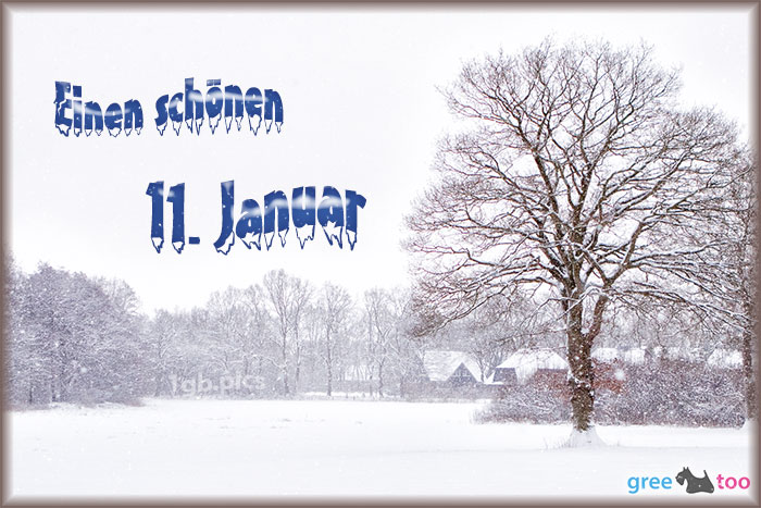 Einen Schoenen 11 Januar Bild - 1gb.pics