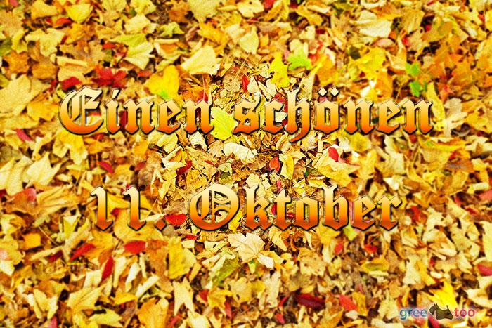 Einen Schoenen 11 Oktober Bild - 1gb.pics