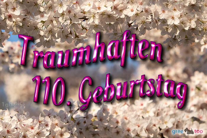 Traumhaften 110 Geburtstag Bild - 1gb.pics