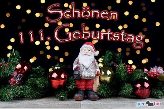Schoenen 111 Geburtstag Bild - 1gb.pics