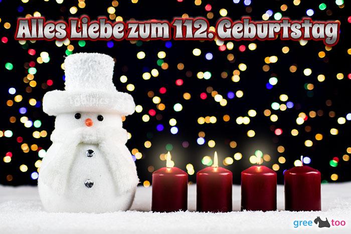 Alles Liebe Zum 112 Geburtstag Bild - 1gb.pics