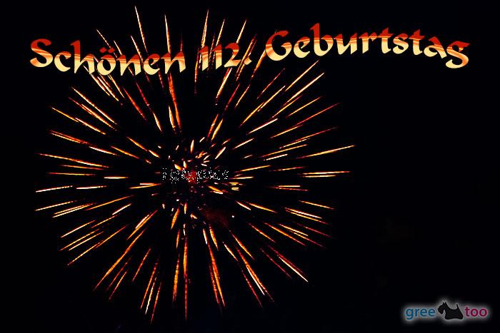 Schoenen 112 Geburtstag Bild - 1gb.pics