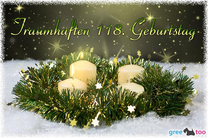 Traumhaften 118 Geburtstag Bild - 1gb.pics