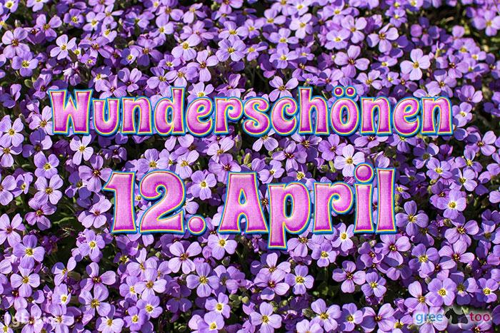 Wunderschoenen 12 April Bild - 1gb.pics