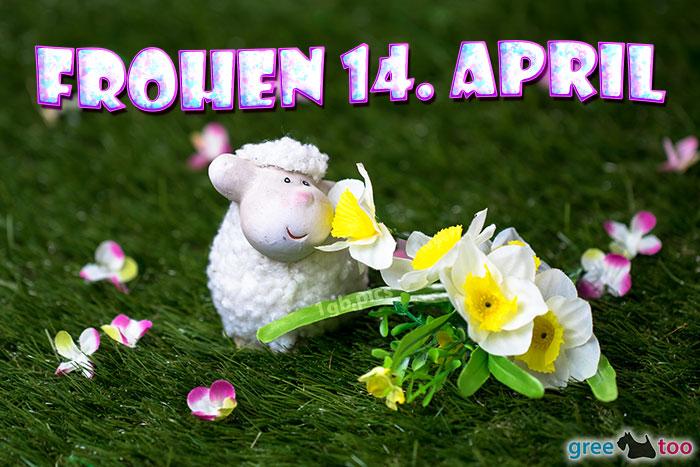 Frohen 14 April Bild - 1gb.pics
