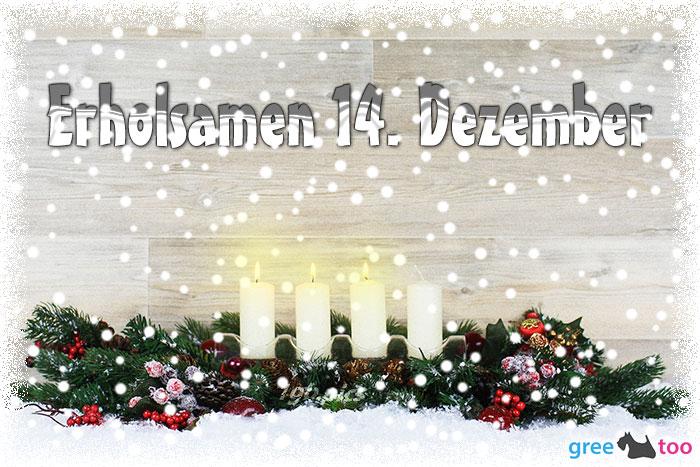 Erholsamen 14 Dezember Bild - 1gb.pics