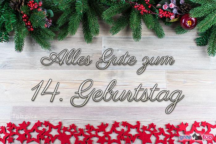 Alles Gute Zum 14 Geburtstag Bild - 1gb.pics