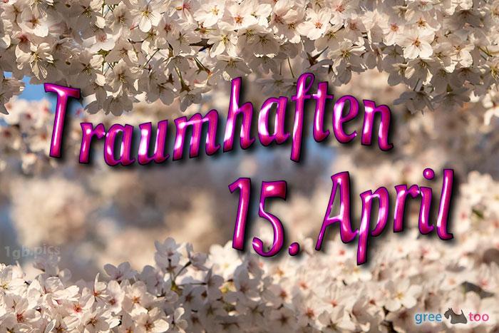 Traumhaften 15 April Bild - 1gb.pics
