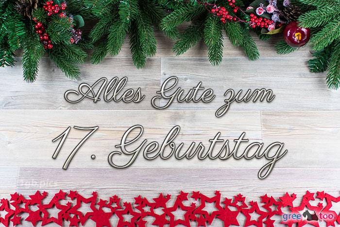 Alles Gute Zum 17 Geburtstag Bild - 1gb.pics