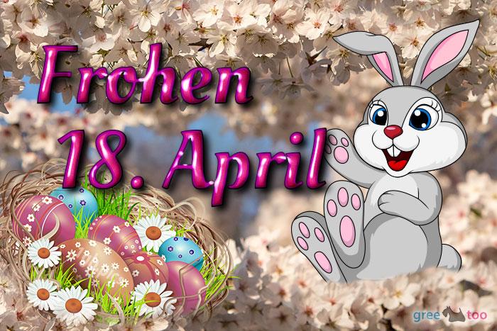 Frohen 18 April Bild - 1gb.pics