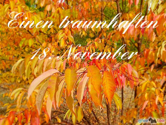 Einen Traumhaften 18 November Bild - 1gb.pics