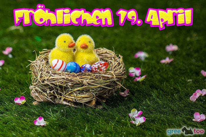 Froehlichen 19 April Bild - 1gb.pics
