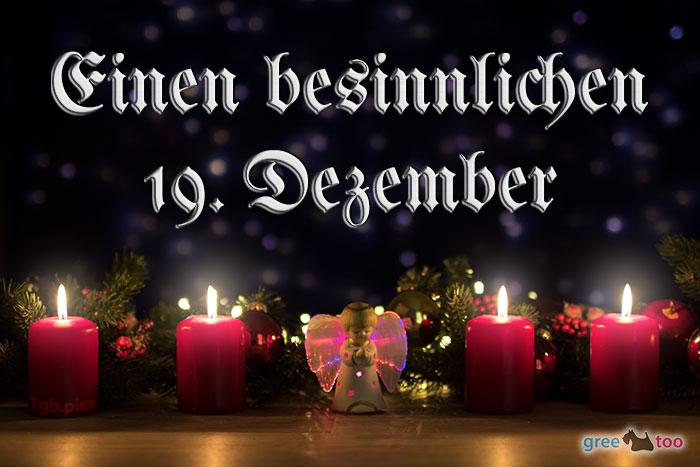 Besinnlichen 19 Dezember Bild - 1gb.pics