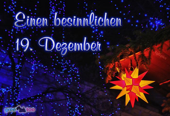 Stern Lichter Besinnlichen 19 Dezember Bild - 1gb.pics
