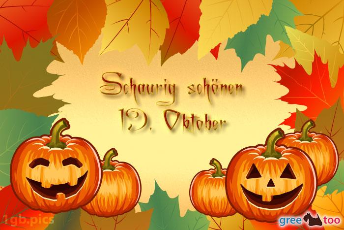 Herbstblaetter Kuerbis Schaurig Schoenen 19 Oktober Bild - 1gb.pics