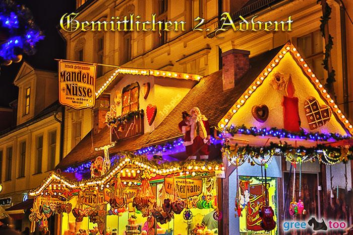 Weihnachtsmarkt Gemuetlichen 2 Advent Bild - 1gb.pics