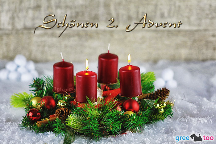 2. Advent Bilder, Gästebuchbilder, GB Pics | 1gb.pics