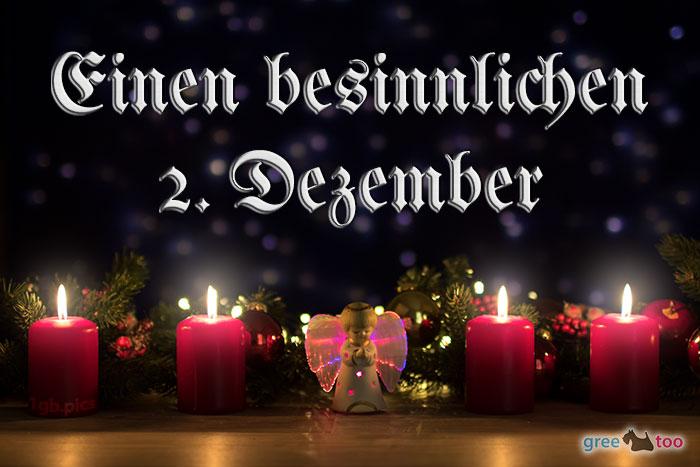 Besinnlichen 2 Dezember Bild - 1gb.pics