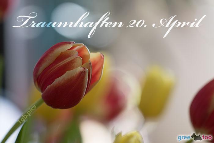 Traumhaften 20 April Bild - 1gb.pics