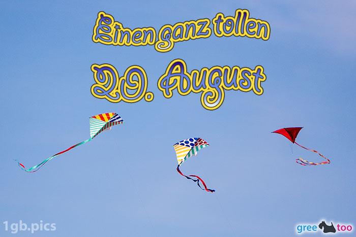Drachen Einen Ganz Tollen 20 August Bild - 1gb.pics