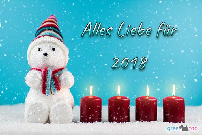 Alles Liebe 2018 Bild - 1gb.pics