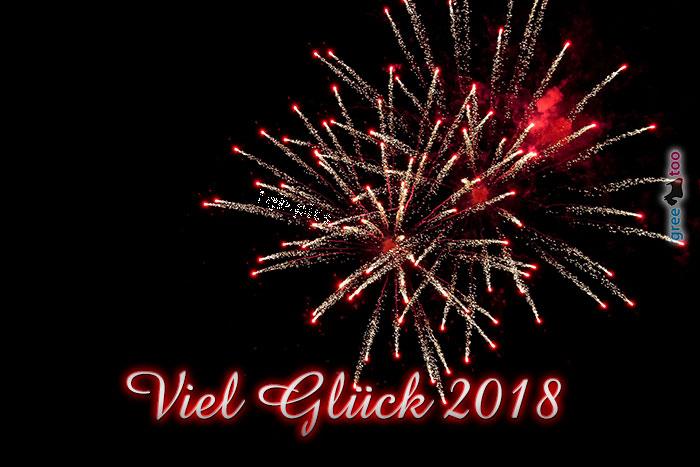 Viel Glueck 2018 Bild - 1gb.pics