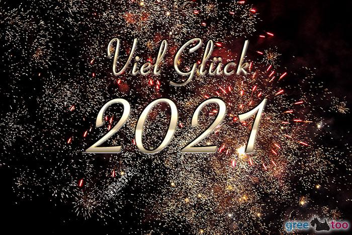 Viel Glueck 2021 Bild - 1gb.pics