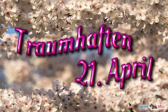 Traumhaften 21 April Bild - 1gb.pics