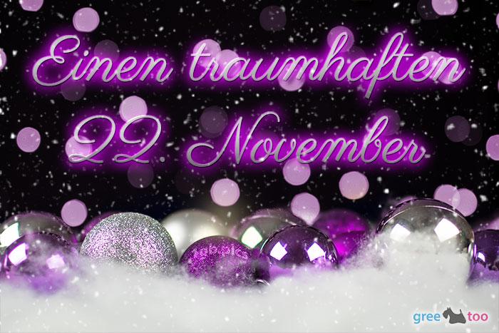 Traumhaften 22 November Bild - 1gb.pics