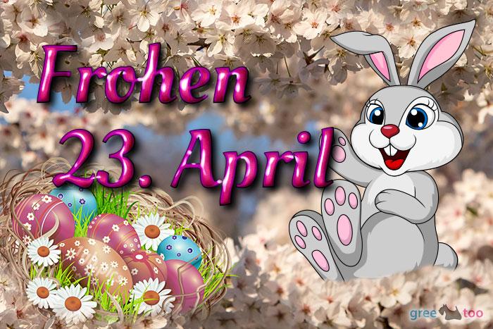 Frohen 23 April Bild - 1gb.pics
