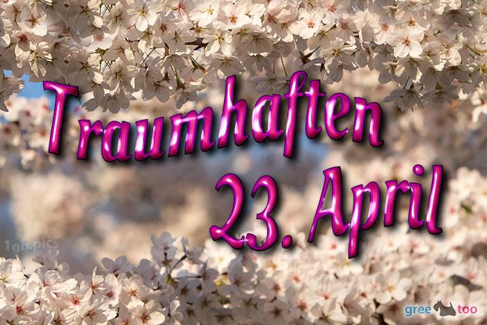 Traumhaften 23 April Bild - 1gb.pics